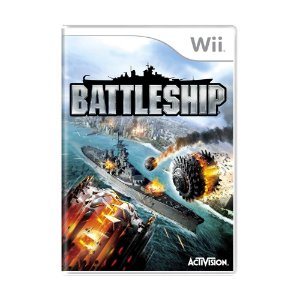 Jogo Battleship - Wii