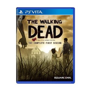 Jogo The Walking Dead: The Complete First Season - PS Vita