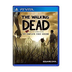 Jogo The Walking Dead: The Complete First Season - PS Vita