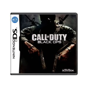 Jogo Call of Duty: Black Ops - DS