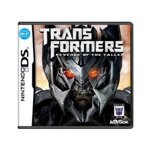 Jogo Transformers: Revenge of the Fallen - Decepticons - DS