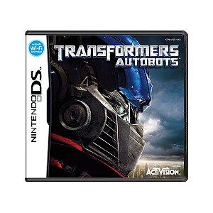 Jogo Transformers: Autobots - DS