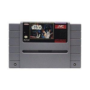 Jogo Super Star Wars - SNES
