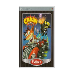 Jogo Crash Tag Team Racing - PSP