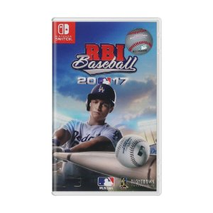 Jogo R.B.I. Baseball 17 - Switch