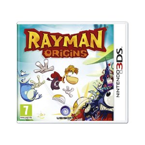 Jogo Rayman Origins - 3DS (Europeu)