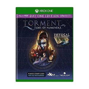 Jogo Torment: Tides of Numenera (Day One) - Xbox One