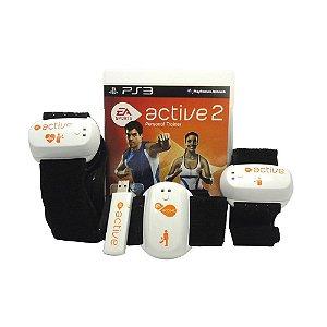 Jogo Ea Sports Active 2: Personal Trainer (Bundle) - PS3