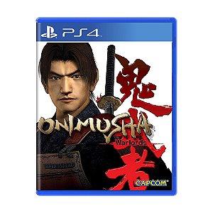 Jogo Onimusha: Warlords - PS4