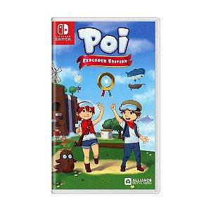 Jogo Poi (Explorer Edition) - Switch