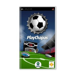 Jogo PlayChapas: Football Edition - PSP