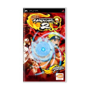 Jogo Naruto: Ultimate Ninja Heroes 2 - The Phantom Fortress - PSP