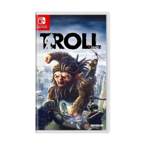 Jogo Jogo Troll and I - Switch - Switch