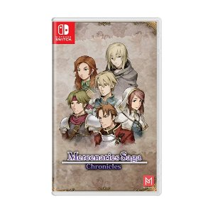 Jogo Mercenaries Saga Chronicles - Switch