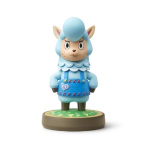 Nintendo Amiibo: Cyrus - Animal Crossing - Wii U, New Nintendo 3DS e Switch