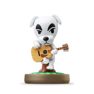 Nintendo Amiibo: K.K. - Animal Crossing - Wii U, New Nintendo 3DS e Switch