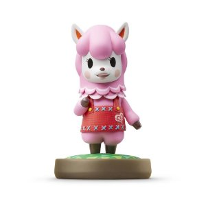 Nintendo Amiibo: Reese - Animal Crossing - Wii U, New Nintendo 3DS e Switch