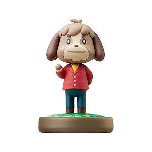 Nintendo Amiibo: Digby - Animal Crossing - Wii U, New Nintendo 3DS e Switch