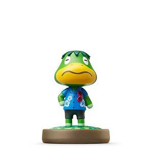 Nintendo Amiibo: Kapp'n - Animal Crossing - Wii U, New Nintendo 3DS e Switch