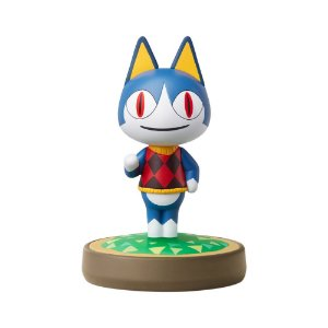 Nintendo Amiibo: Rover - Animal Crossing - Wii U, New Nintendo 3DS e Switch
