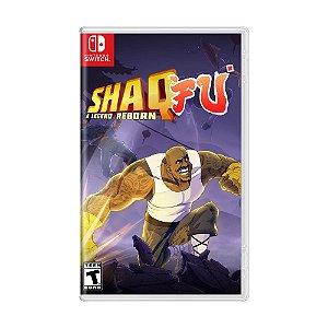 Jogo Shaq Fu A Legend Reborn - Switch