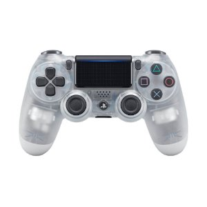 Controle Sony Dualshock 4 Crystal sem fio - PS4