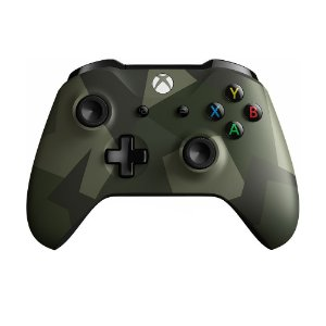 Controle Microsoft (Edição Armed Forces II) - Xbox One