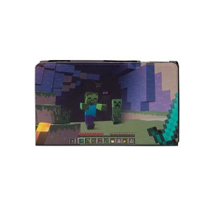 Capa Híbrida Para Nintendo Switch PowerA (Minecraft)