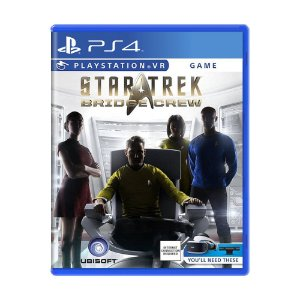 Jogo Star Trek: Bridge Crew - PS4