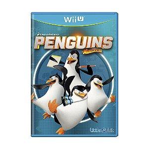Jogo Penguins Madagascar - Wii U