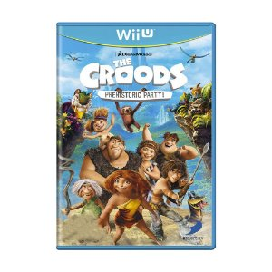 Jogo The Croods: Prehistoric Party - Wii U