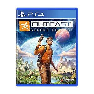 Jogo Outcast: Second Contact - PS4