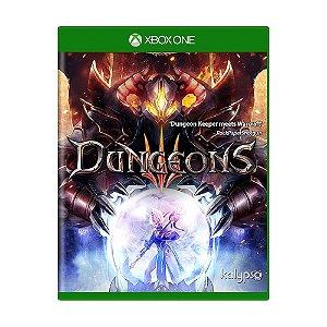 Jogo Dungeons III - Xbox One