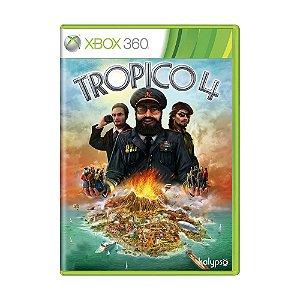 Jogo Tropico 4 - Xbox 360
