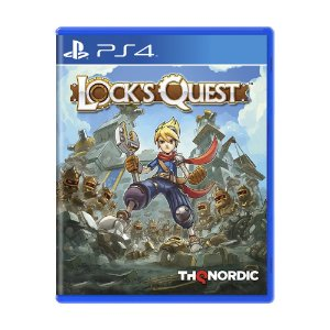 Jogo Lock's Quest - PS4