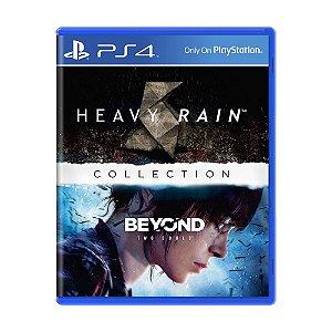 Jogo Heavy Rain & Beyond Two Souls Collection - PS4