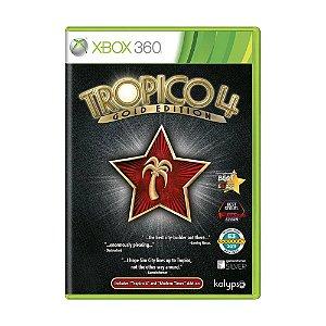 Jogo Tropico 4 (Gold Edition) - Xbox 360