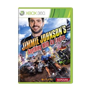Jogo Jimmie Johnson's: Anything with an Engine - Xbox 360