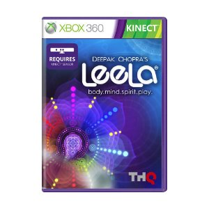 Jogo Deepak Chopra's: Leela - Xbox 360