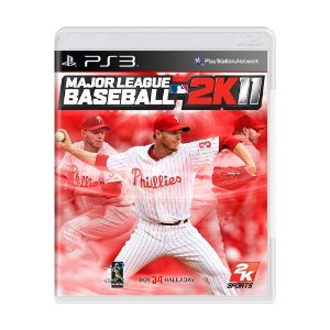 Jogo Major League Baseball 2K11 - PS3