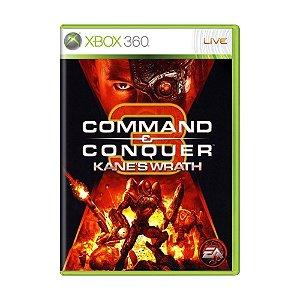 Jogo Command & Conquer 3: Kane's Wrath - Xbox 360