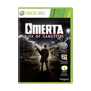 Jogo Omerta: City of Gangsters - Xbox 360