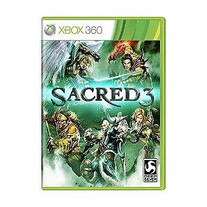 Jogo Sacred 3 - Xbox 360