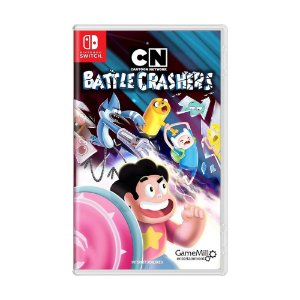 Jogo Cartoon Network: Battle Crashers - Switch
