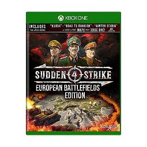 Jogo Sudden Strike 4 - Xbox One