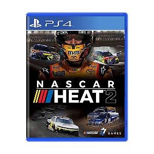 Jogo NASCAR Heat 2 - PS4