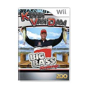 Jogo Kevin Van Dam: Big Bass Challenge - Wii
