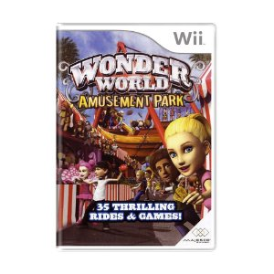 Jogo Wonder World Amusement Park - Wii