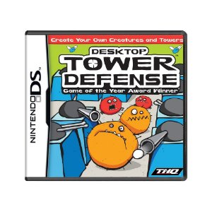 Jogo Desktop Tower Defense - DS