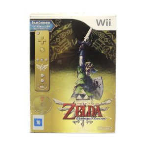 Jogo The Legend of Zelda: Skyward Sword (25th Anniversary) - Wii
